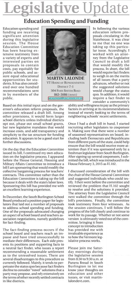 Martin article in Other Paper 2 12 15